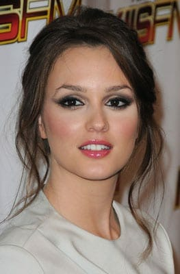 leighton meester smokey eye