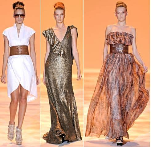 New York Fashion Week Spring 2011: Christian Siriano