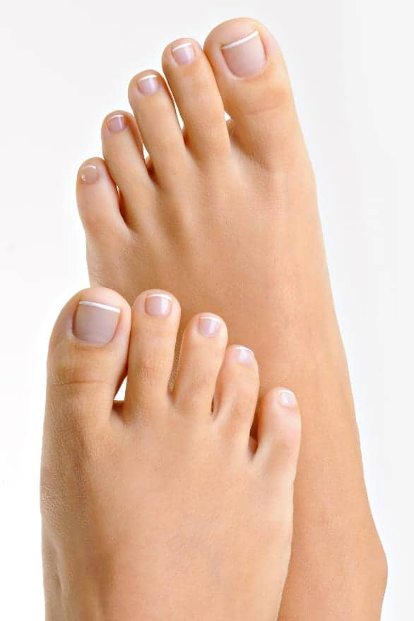 Trick For Soft, Smooth, and Beautiful Feet in Just 4 Easy Steps!