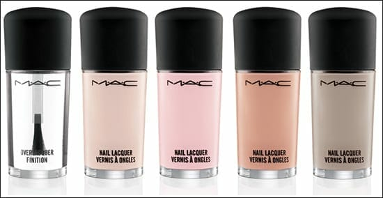 MAC Debuts Nail Lacquer Collection for Summer 2012
