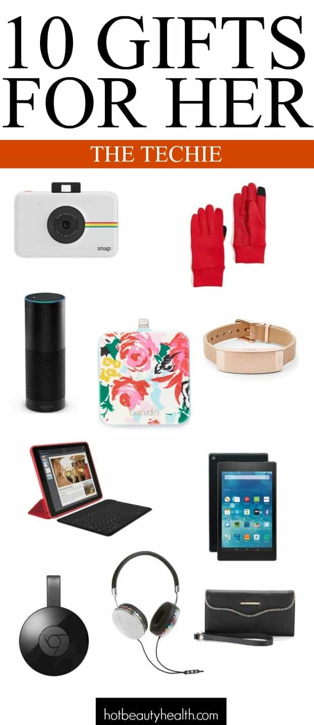 Holiday gifts 10 stylishly chic tech gadgets Cool tech gadgets for christmas