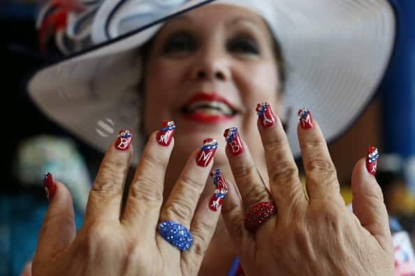 Political Nail Art- Check Out Some of The Best