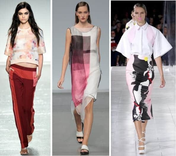 The Most-Wearable Color Trends for Spring 2014