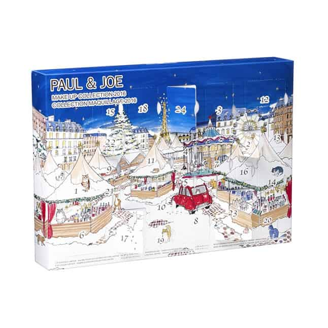 paul and joe makeup advent calendar