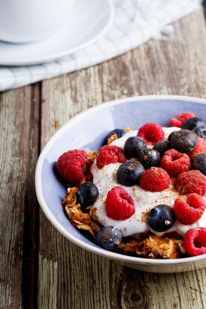 Sugar-Free Breakfast: Sweet Potato Granola Recipe