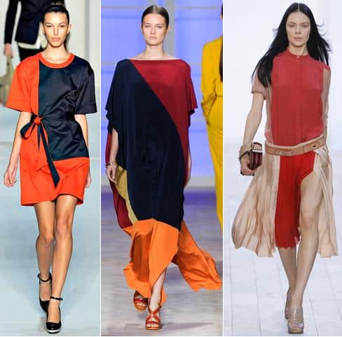spring 2012 fashion trends