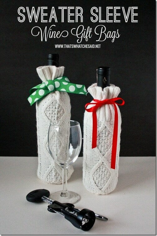 13 Amazing DIY Gift Ideas for Christmas People Actually Want! These are great homemade gifts to give to your mom, friends or any women in your life!! Men too! I want them all!