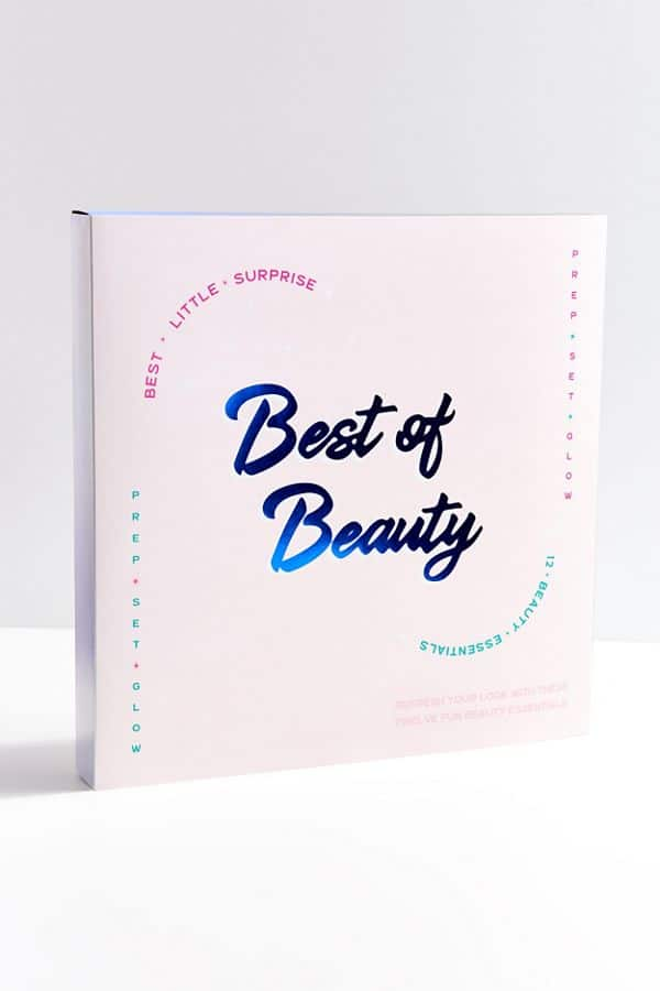urban outfitters best of beauty advent calendar