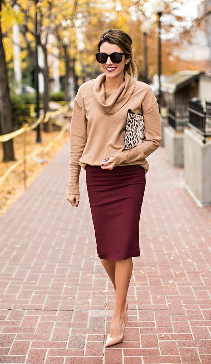 Ready for fall? Here are the top 10 color trends for the fall/winter season to help your upgrade your fall fashion wardrobe. I'm lovin this Tawny Port shade!