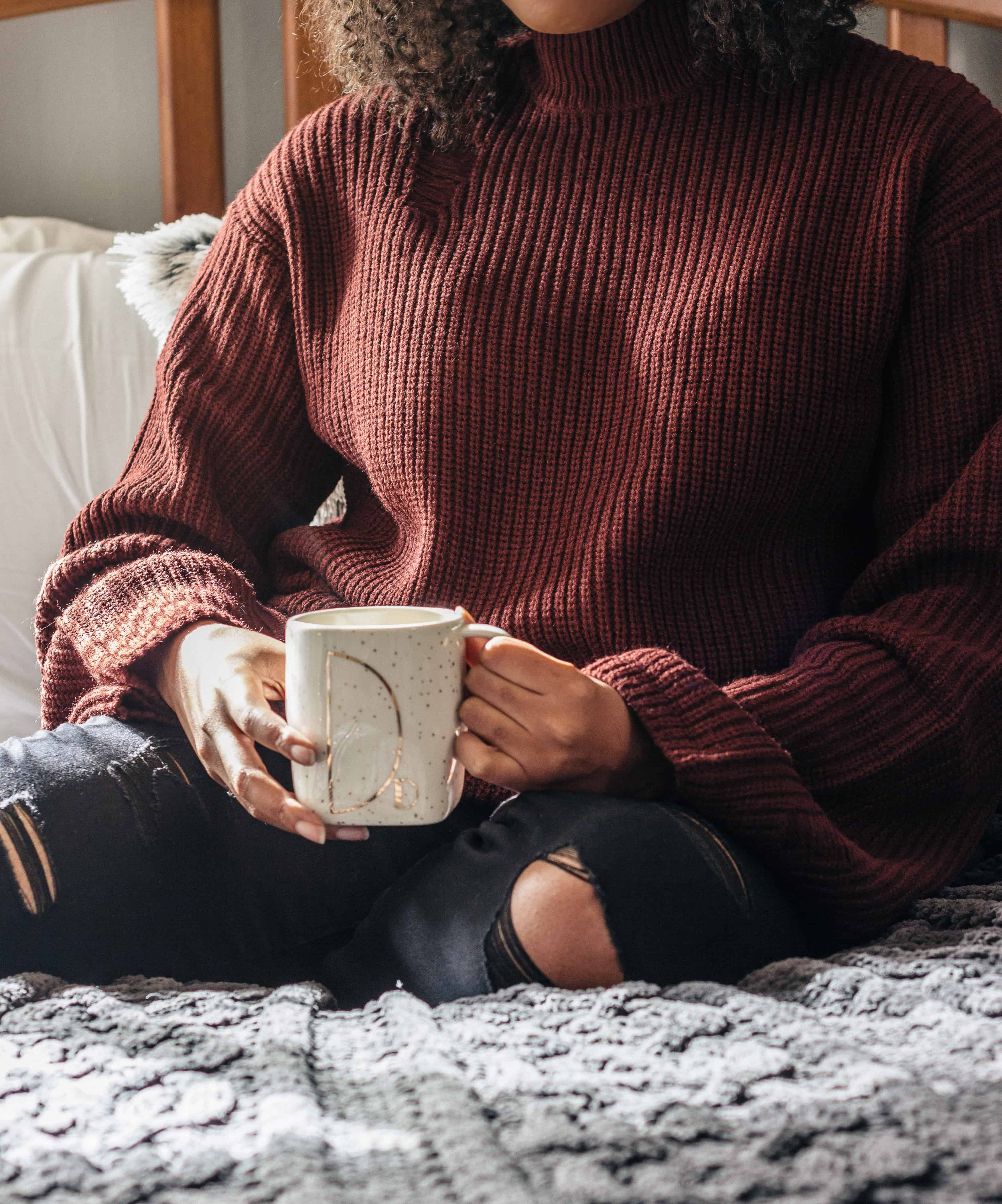 3 Casual Fall Favorites from Tobi. I'm sharing a few of my favorite fashion finds for fall. Click pin to see how I styled this Tobi chunky knit sweater with distressed denim and shop my looks.